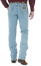 Wrangler Cowboy Cut Antique Wash Slim Fit Jeans