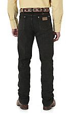 Wrangler Cowboy Cut Black Chocolate Slim Fit Jeans
