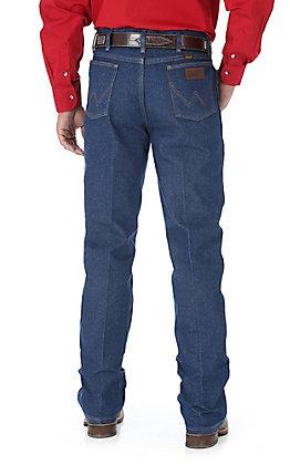 Wrangler Cowboy Cut Boot Cut Original Fit Jeans - Extended Waist