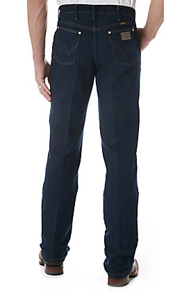 Wrangler Men's Cowboy Cut Stretch Original Fit Big Jeans
