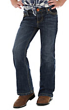 Wrangler Girls Retro Denver Boot Cut Jeans