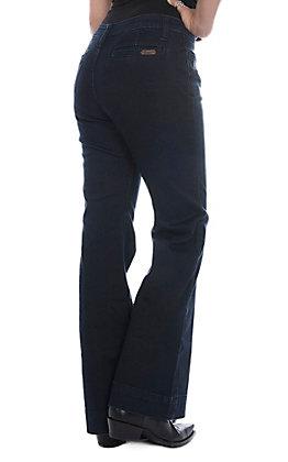 Wrangler Retro Women's Mae Mid Rise Trouser Jeans