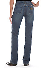 Wrangler Premium Patch Low Rise Sunshine Cloudy Day Jean