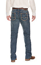 Ariat M4 Boundary Gulch Low Rise Fashion Boot Cut Jeans