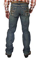 Ariat M5 Iron Man Graphite Slim Fit Low Rise Straight Leg Jeans
