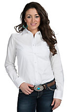Ariat Women's White Western Shirt