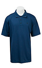 Ariat Men's Navy Tek Polo