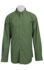 Ariat Men's L/S Wallace Western Plaid Shirt 10013345
