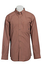 Ariat Men's L/S Chip Sunset Western Check Shirt 10013348