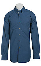 Ariat Men's L/S Nellis Western Plaid Shirt 10013372