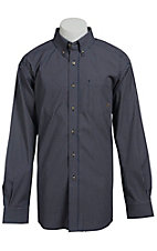 Ariat Men's L/S Kent Western Check Shirt 10013391
