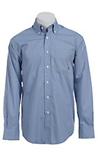 Ariat Men's L/S Mylo Western Plaid Shirt 10013407