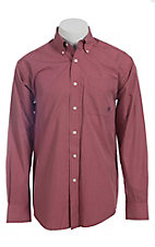 Ariat Men's L/S Tolley Western Plaid Shirt 10013408