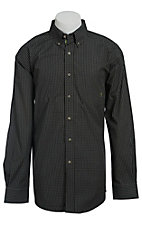 Ariat Men's L/S Incline Western Check Shirt 10013428
