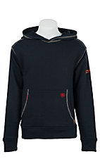 Ariat Work FR Men's Navy HRC2 Long Sleeve Flame Resistant Hoodie