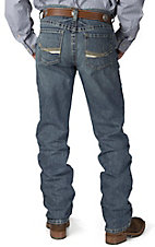 Ariat M2 Smokestack Relaxed Fit Low Rise Boot Cut Jeans