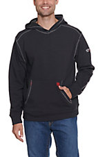 Ariat Work FR Men's Black HRC2 Long Sleeve Flame Resistant Hoodie