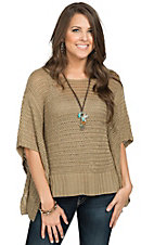 Ariat Women's Fawn Tali Poncho Top