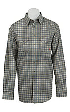 Ariat Work FR Men's Plaid Long Sleeve Flame Resistant Work Shirt 10014858