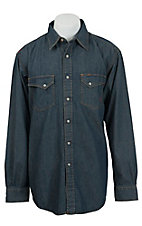 Ariat Work FR Men's Denim Long Sleeve Flame Resistant Work Shirt 10015067