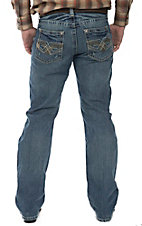 Ariat M6 Eldorado Gambler Slim Fit Low Rise Boot Cut Jeans