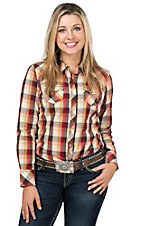 Ariat Pendleton Women's Florence Plaid Long Sleeve Western Shirt