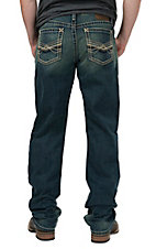 Ariat M3 Dillon Busted Relaxed Fit Low Rise Straight Leg Jean