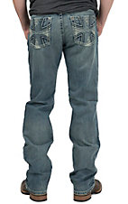 Ariat M5 Maltese Gambler Slim Fit Low Rise Straight Leg Jeans