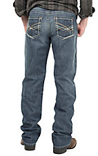 Ariat M5 Crossroad Thunder Slim Fit Low Rise Straight Leg Jeans