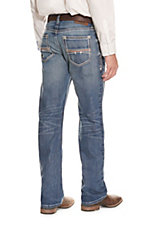 Ariat M4 Coltrane Durango Low Rise Relaxed Fit Fashion Boot Cut Jean