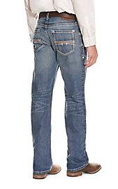 a8b02a0f2a3 Ariat M4 Coltrane Durango Low Rise Relaxed Fit Fashion Boot Cut Jean ...  rural