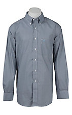 Ariat Men's Jonah Circles Print Western Shirt