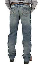 Ariat Men's M2 Bailey Gambler Relaxed Fit Low Rise Boot Cut Jeans