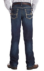 Ariat Boys' B4 Ridgeline Synergy Boot Cut Jeans
