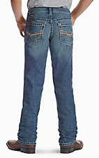 Ariat Boys' B4 Keene Scoundrel Relaxed Fit Jeans