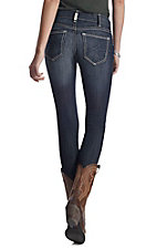 Ariat Women's Real Denim Ella Mid Rise Skinny Jeans