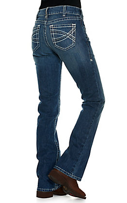 Ariat Work FR Women's Mid Rise Boot Cut Jeans