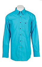 Ariat Men's Riverton Waterfall L/S Western Shirt