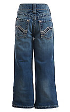 Ariat Boys B4 Medium Wash Cody Dakota Relax Boot Cut Jeans