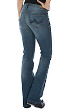 Ariat Women's Ultra Stretch Demi Boot Cut Jeans