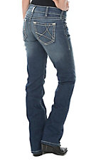 Ariat Women's Real Straight Marine Jean