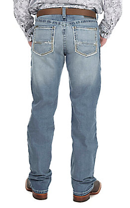 Ariat Men's M2 Open Pocket Low Rise Boot Cut Jeans 42-44