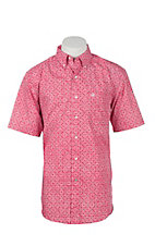 Ariat Men's Strawberry Print S/S Western Shirt