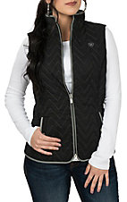 Ariat Women's Black Ashley Vest