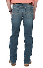 Ariat Men's Cooper Dakota M2 Open Pocket Relaxed Boot Cut Jeans