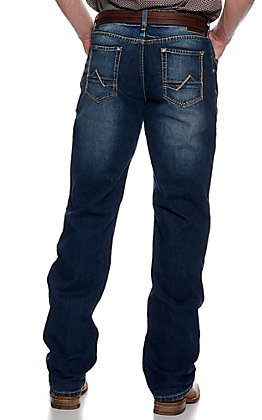 Ariat Men's M2 Relaxed Cole Boot Cut Stretch Jeans