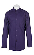 Ariat Men's Solid Astral Aura Poplin L/S Western Shirt