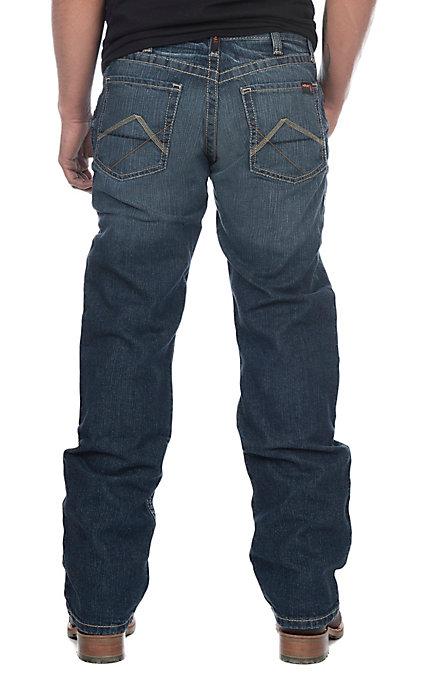 Ariat Work FR M4 Incline Stitching Stretch Jeans