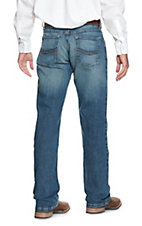 Ariat Men's M4 Killroy Legacy Dark Wash Low Rise Boot Cut Jeans