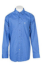 Ariat Men's Marina Marvel Print L/S Western Shirt